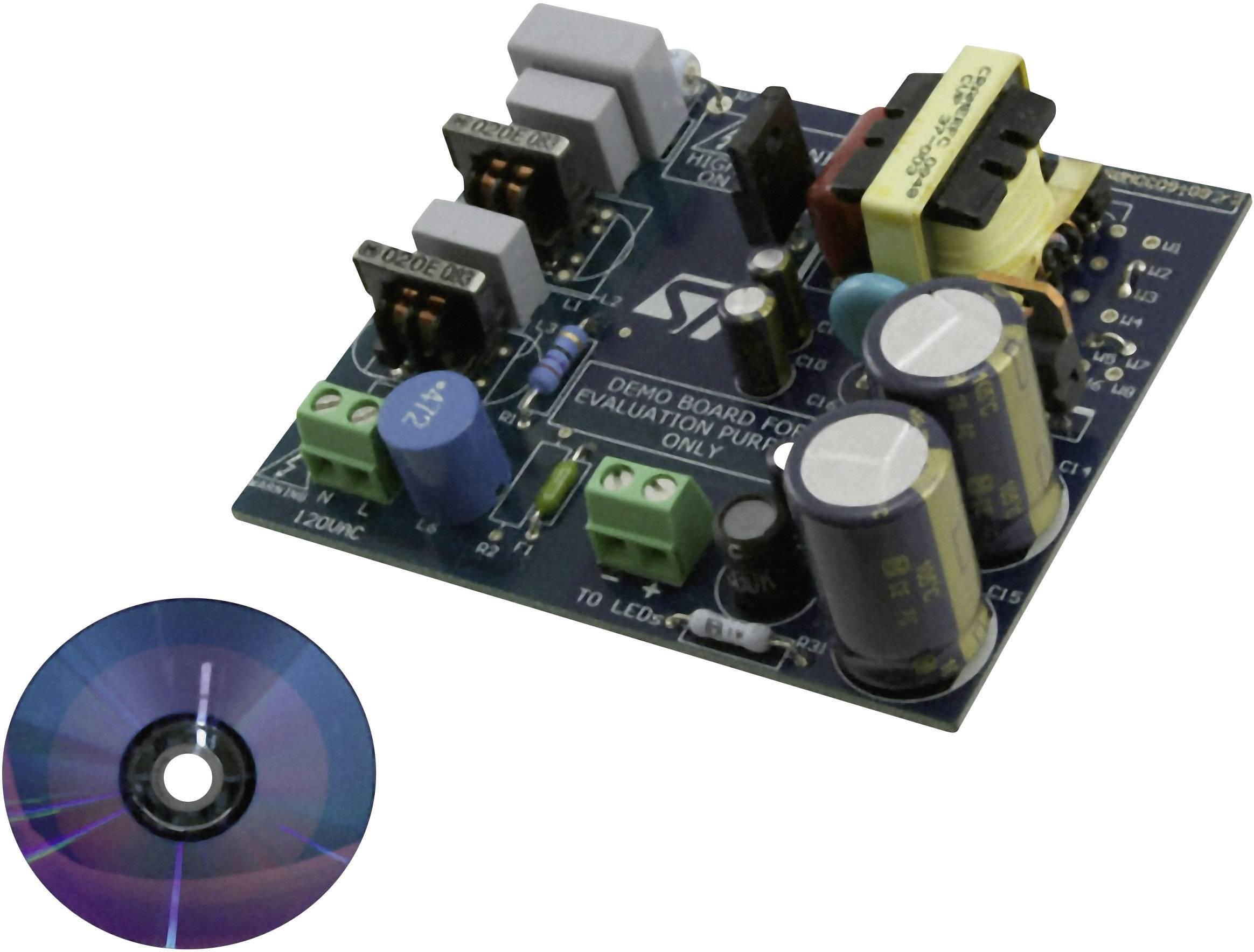Vývojová deska STMicroelectronics STEVAL-ILL016V2