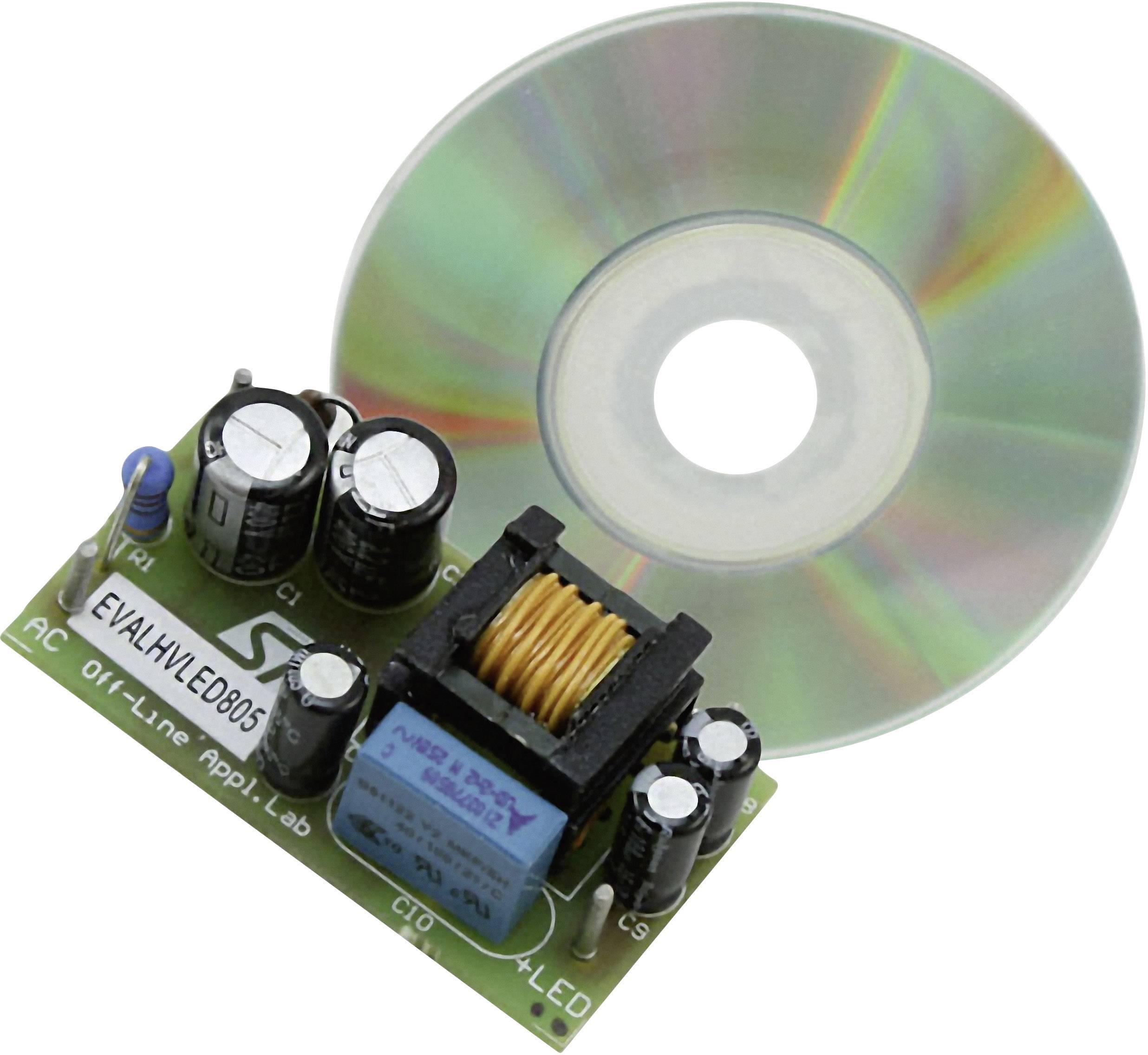 Vývojová deska STMicroelectronics EVALHVLED805