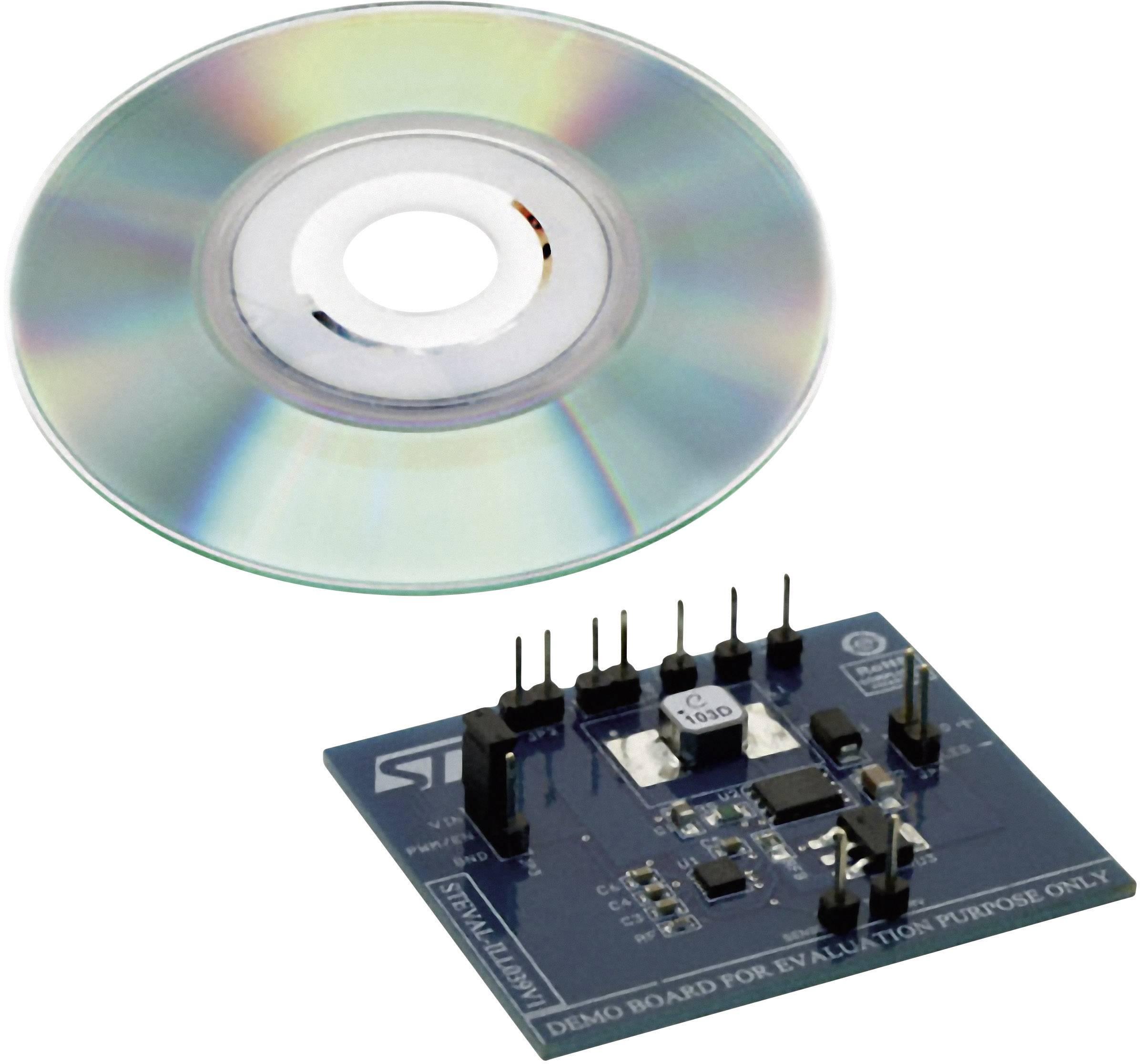 Vývojová deska STMicroelectronics STEVAL-ILL039V1