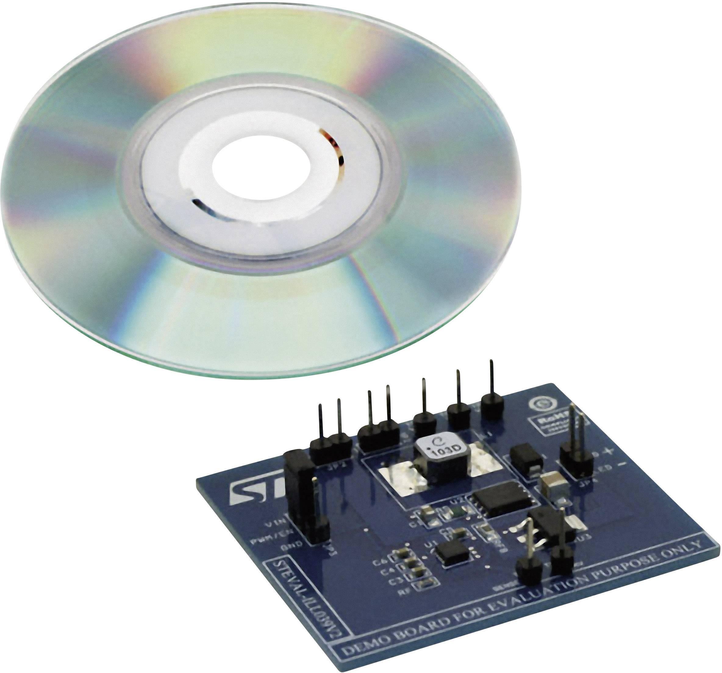 Vývojová deska STMicroelectronics STEVAL-ILL039V2