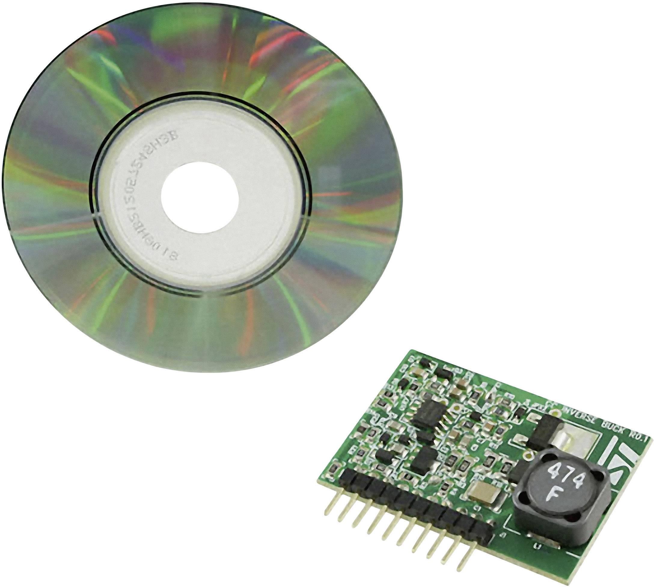Vývojová deska STMicroelectronics EVL6562A-LED