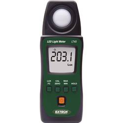 Luxmetr Extech LT40, Kalibrováno dle ISO, LT40