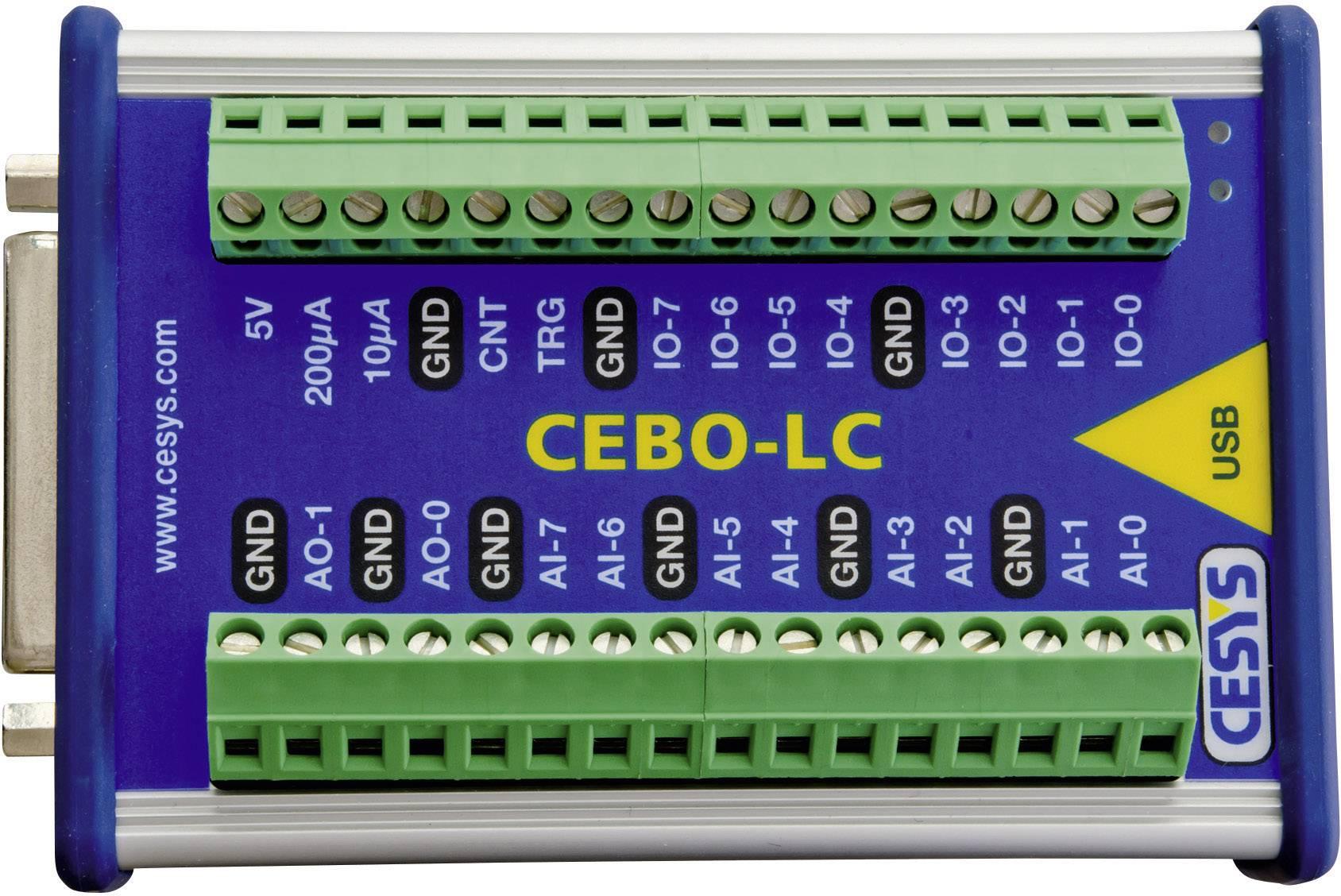Meracie rozhrania CeSYS, C028152, USB 2.0