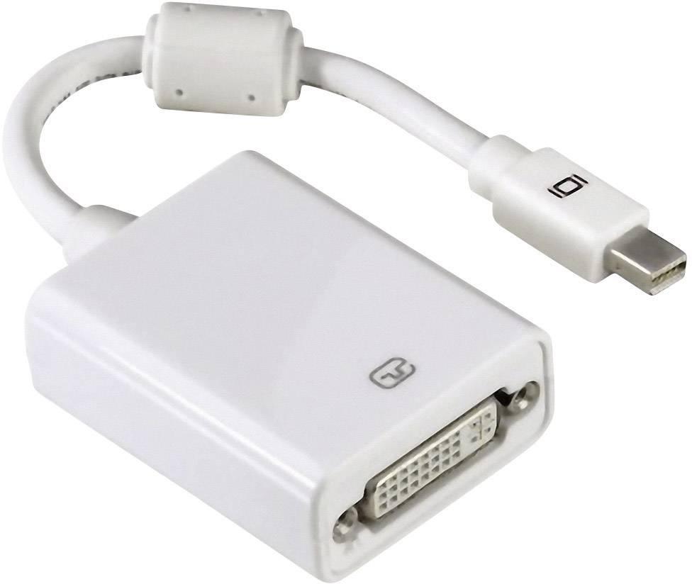 DisplayPort / DVI adaptér Hama 53248, bílá
