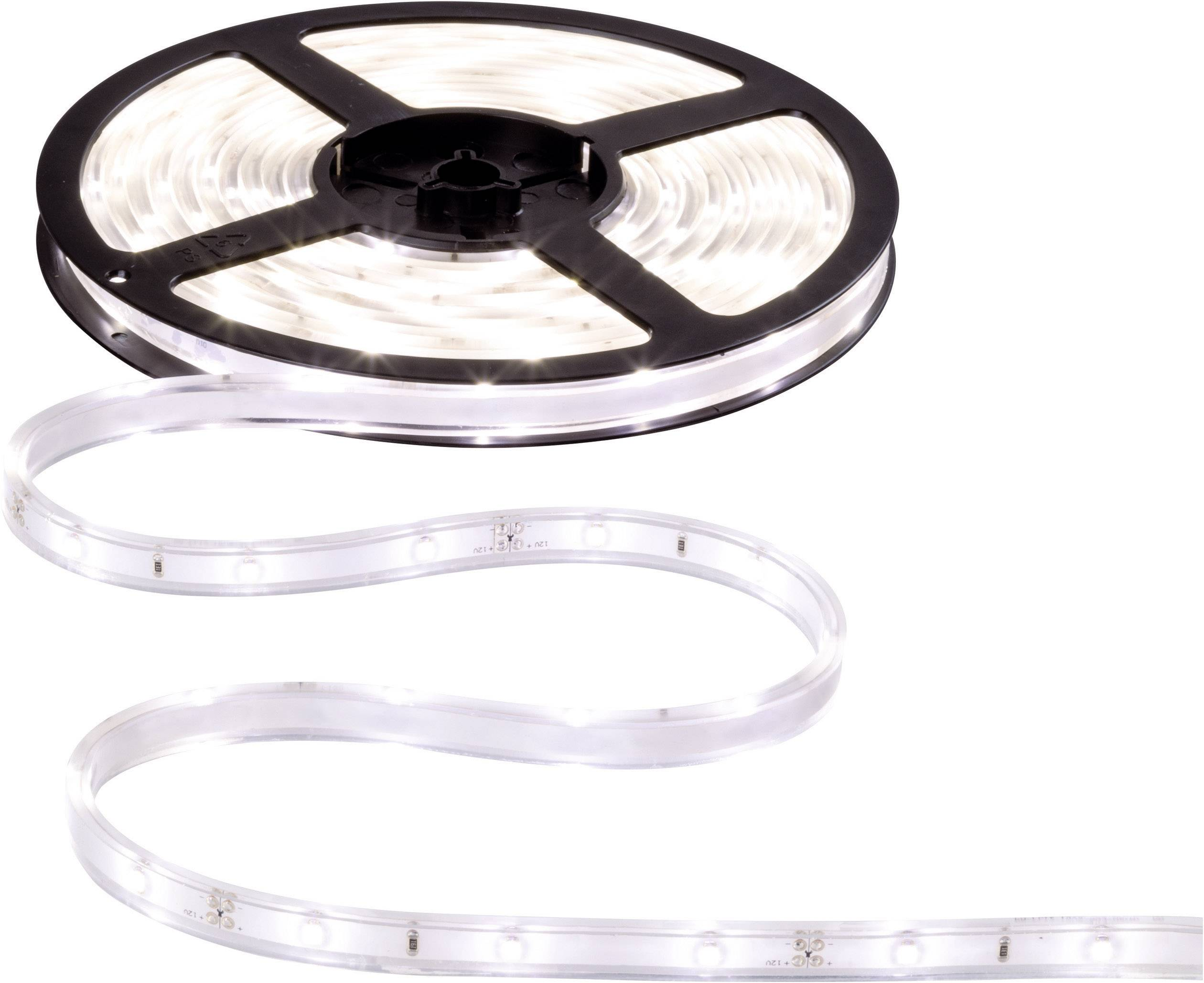 Kompletná sada LED pásikov Paulmann WaterLED 70418, 12 V, 12 W, neutrálne biela, 500 cm