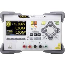 Laboratorní zdroj s nastavitelným napětím Rigol DP811A, 0 - 40 V, 0 - 10 A, 200 W;Kalibrováno dle (ISO)