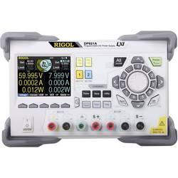 Programovateľný laboratórny sieťový zdroj Rigol DP821A, 0 - 8 V, 0 - 10 A, 140 W, 2x výstup