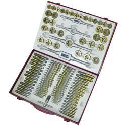 101-dielna sada závitníkov Holzmann Maschinen H070300003, HSS,metrický, M2, M3, M4, M5, M6, M7, M8, M9, M10, M11, M12, M14, M16, M18