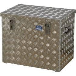 Box z rýhovaného hliníkového plechu Alutec 41120, (d x š x v) 622 x 425 x 520 mm