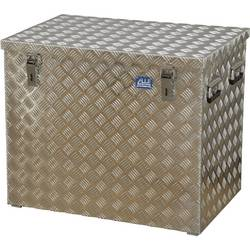 Box z rýhovaného hliníkového plechu Alutec 41234, (d x š x v) 772 x 525 x 645 mm