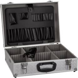 Hliníkový kufr na nářadí Alutec 61300, (d x š x v) 460 x 360 x 160 mm, stříbrná