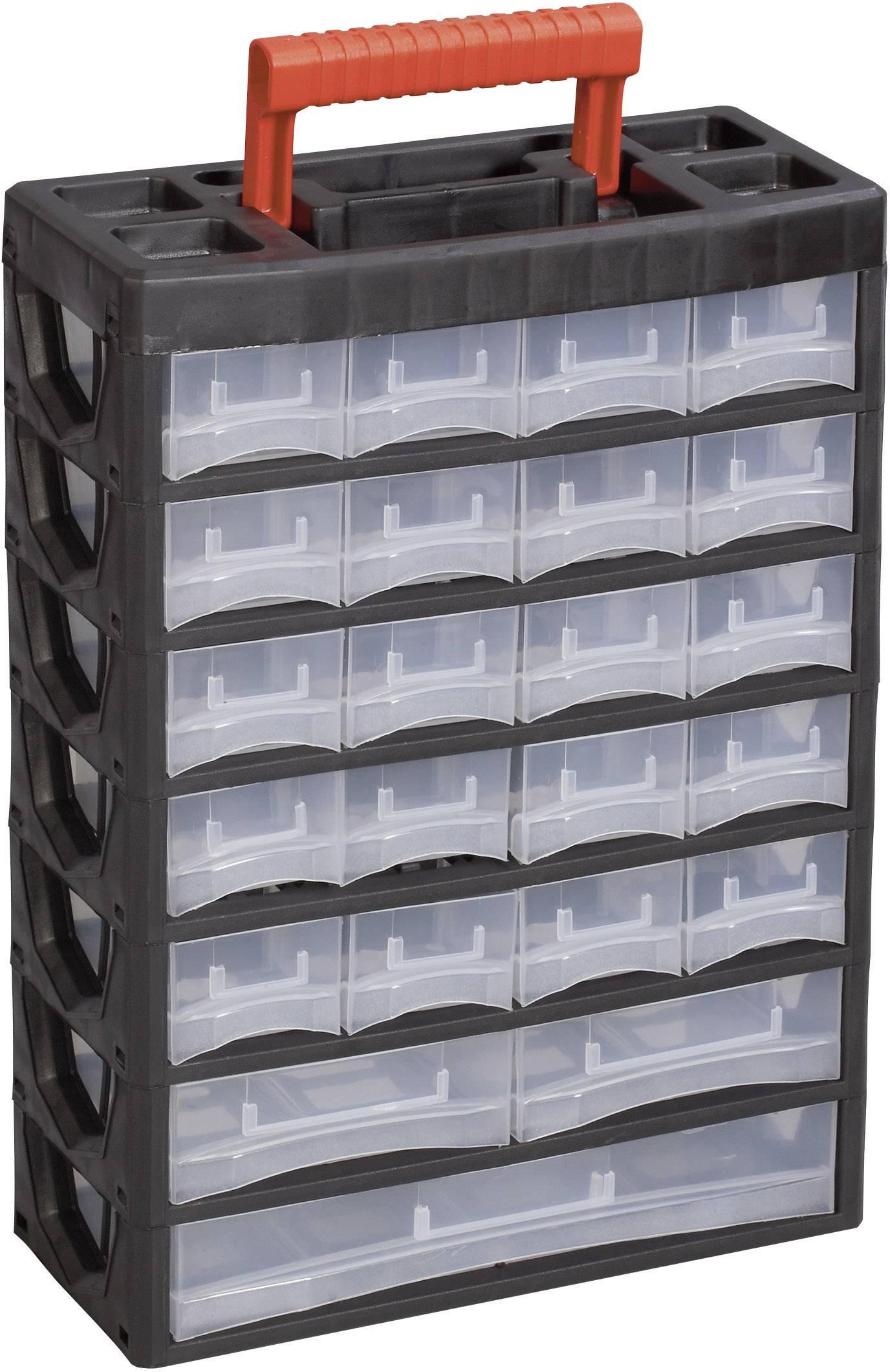 Organizér na drobné nářadí Alutec 56670, 315 x 140 x 445 mm