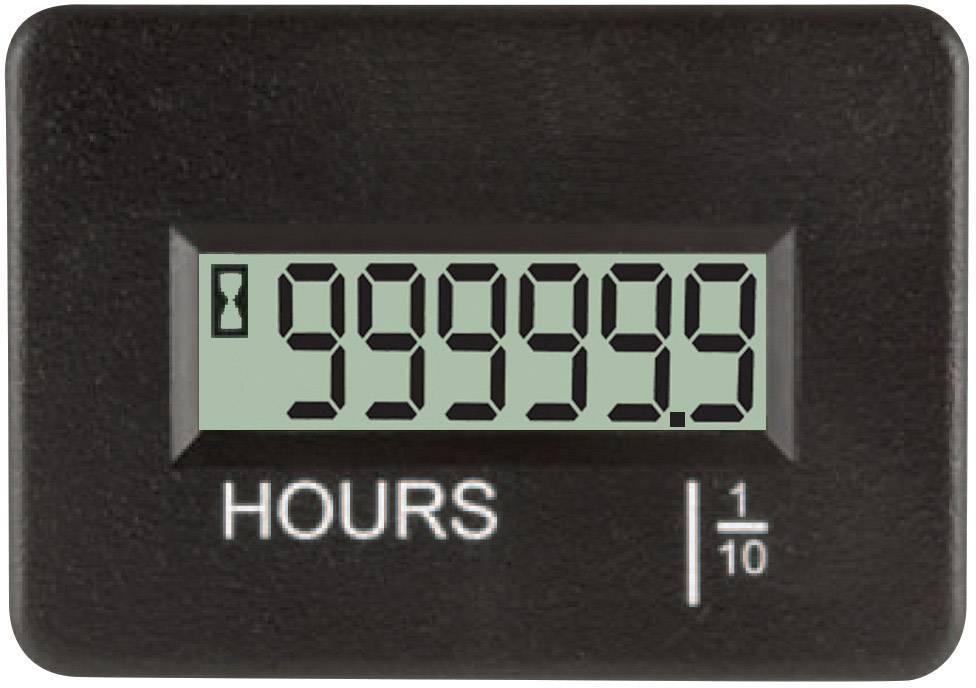 Moduly počítadel pro provozní hodiny