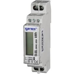 Jednofázový elektroměr digitální 32 A Úředně schválený: Ano ENTES ES-32L MID