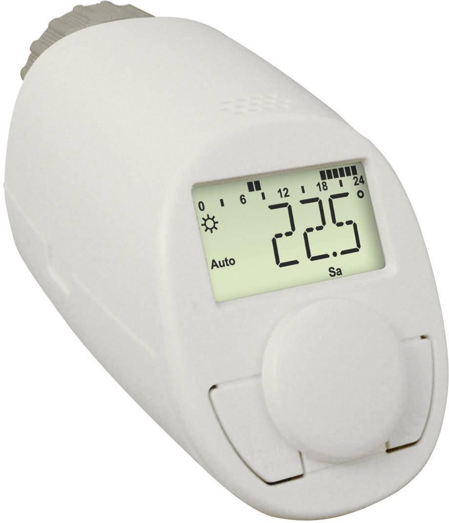 Programovatelná termostatická hlavice eqiva N, 5 až 29.5 °C