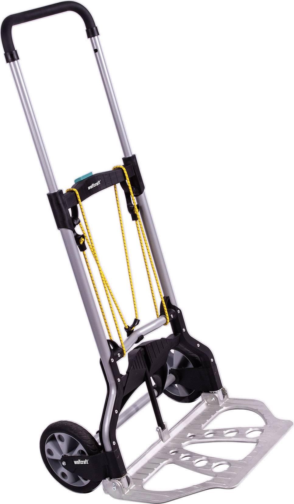 Rudla Wolfcraft TS 850 5501000, max.nosnosť: 100 kg, liaty hliník
