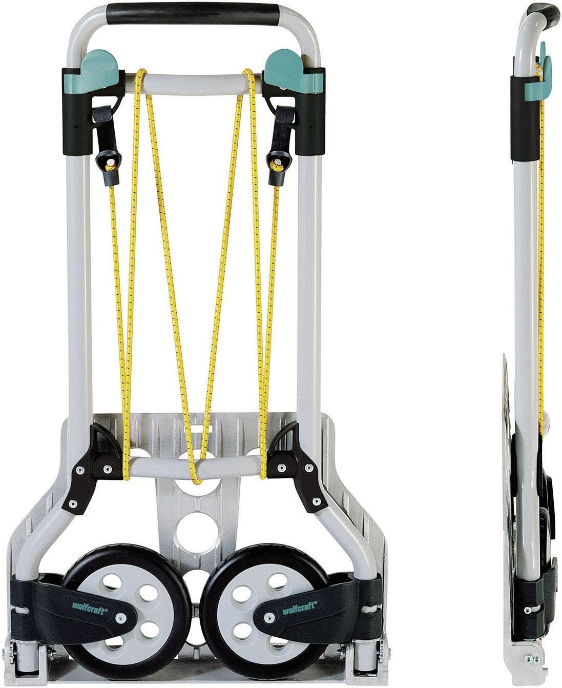 Rudla Wolfcraft TS 600 5505000, max.nosnosť: 70 kg, liaty hliník