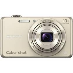 Digitálny fotoaparát Sony Cyber-Shot DSC-WX220N, 18.2 MPix, optický zoom: 10 x, zlatá