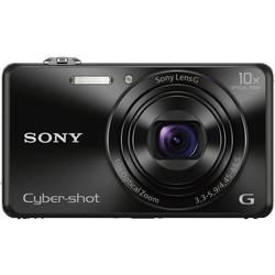 Digitální fotoaparát Sony Cyber-Shot DSC-WX220B, 18.2 MPix, Zoom (optický): 10 x, černá