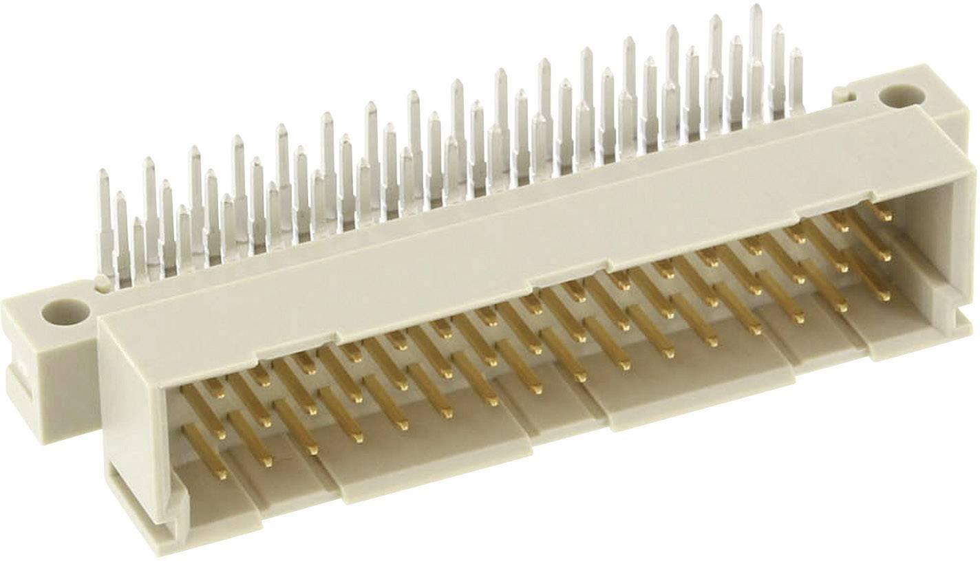 Měřicí lišta typ C/2 ERNI 384210, úhlová měřící lišta, 2,54 mm