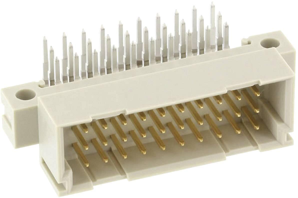 Měřicí lišta typ C/3 ERNI 384226, úhlová měřící lišta, 2,54 mm