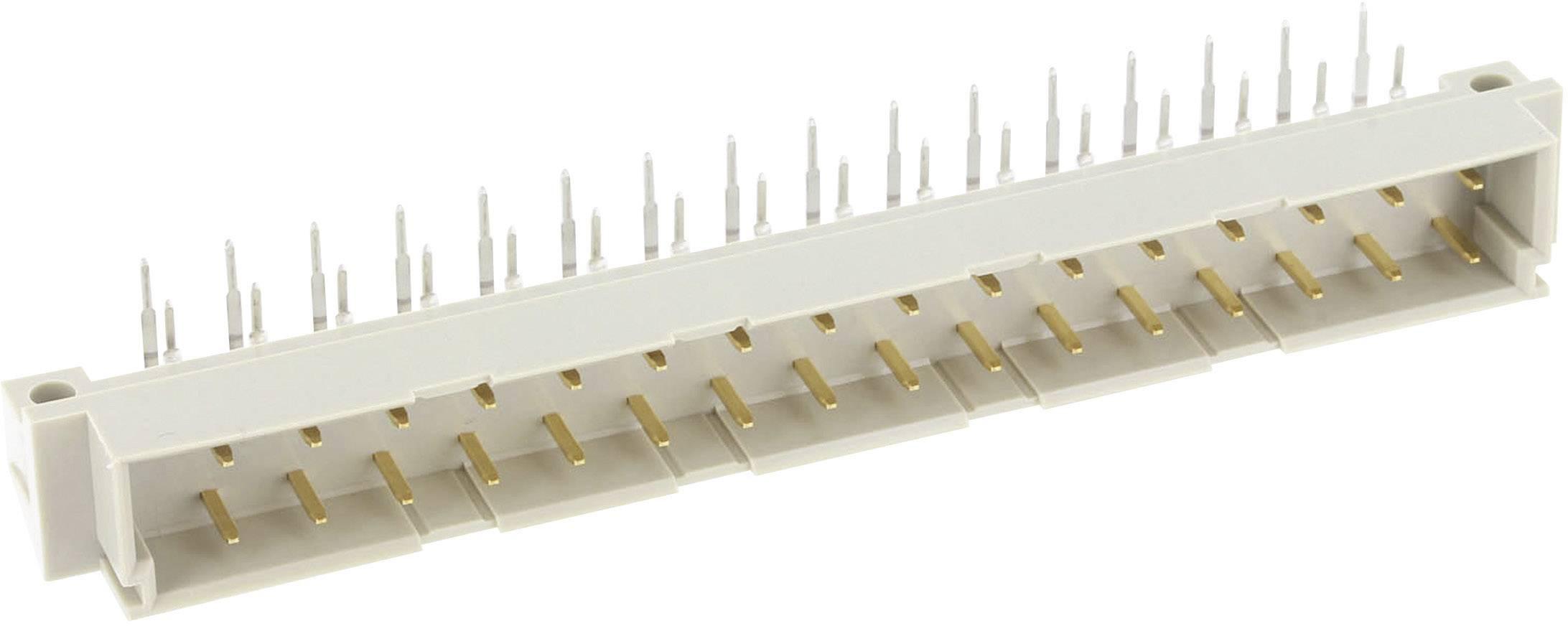 Měřicí lišta typ D ERNI 354868, úhlová měřící lišta, 5,08 mm