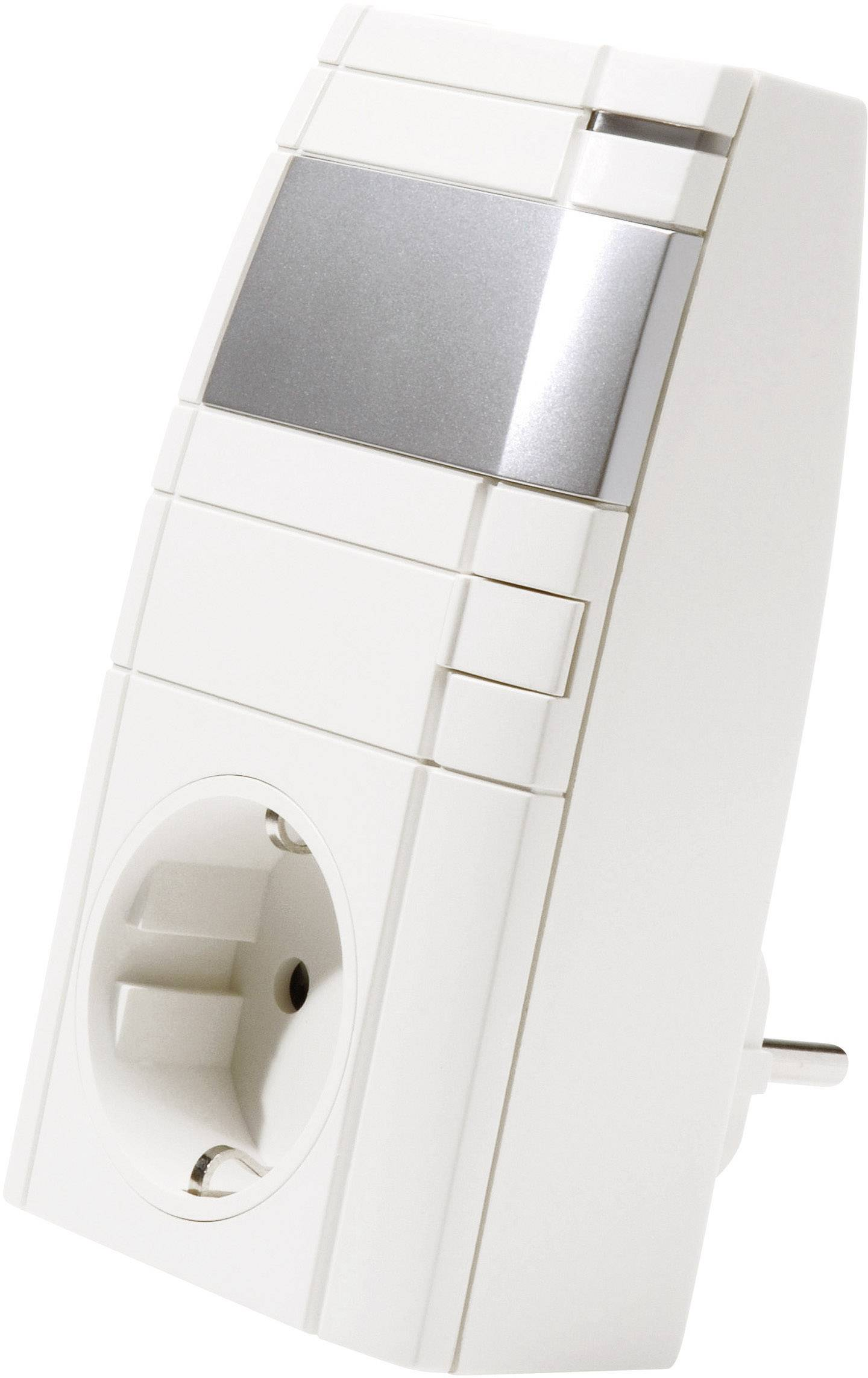 Bezdrôtový fázový stmievač prepojovací konektor HomeMatic HM-LC-Dim1T-Pl-3 132087 1-kanálový