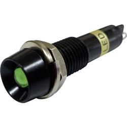 Indikačné LED Sedeco BD-0701B, 24 V/DC, zelená