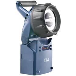 Akumulátorová pracovní LED svítilna IVT PL-850 312208, 3 W, tmavě modrá