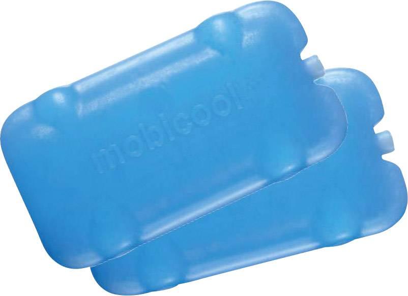 Chladicí akumulátory MobiCool Ice Pack 2x400g, (d x š x v) 95 x 175 x 36 mm, 2 ks, modrá