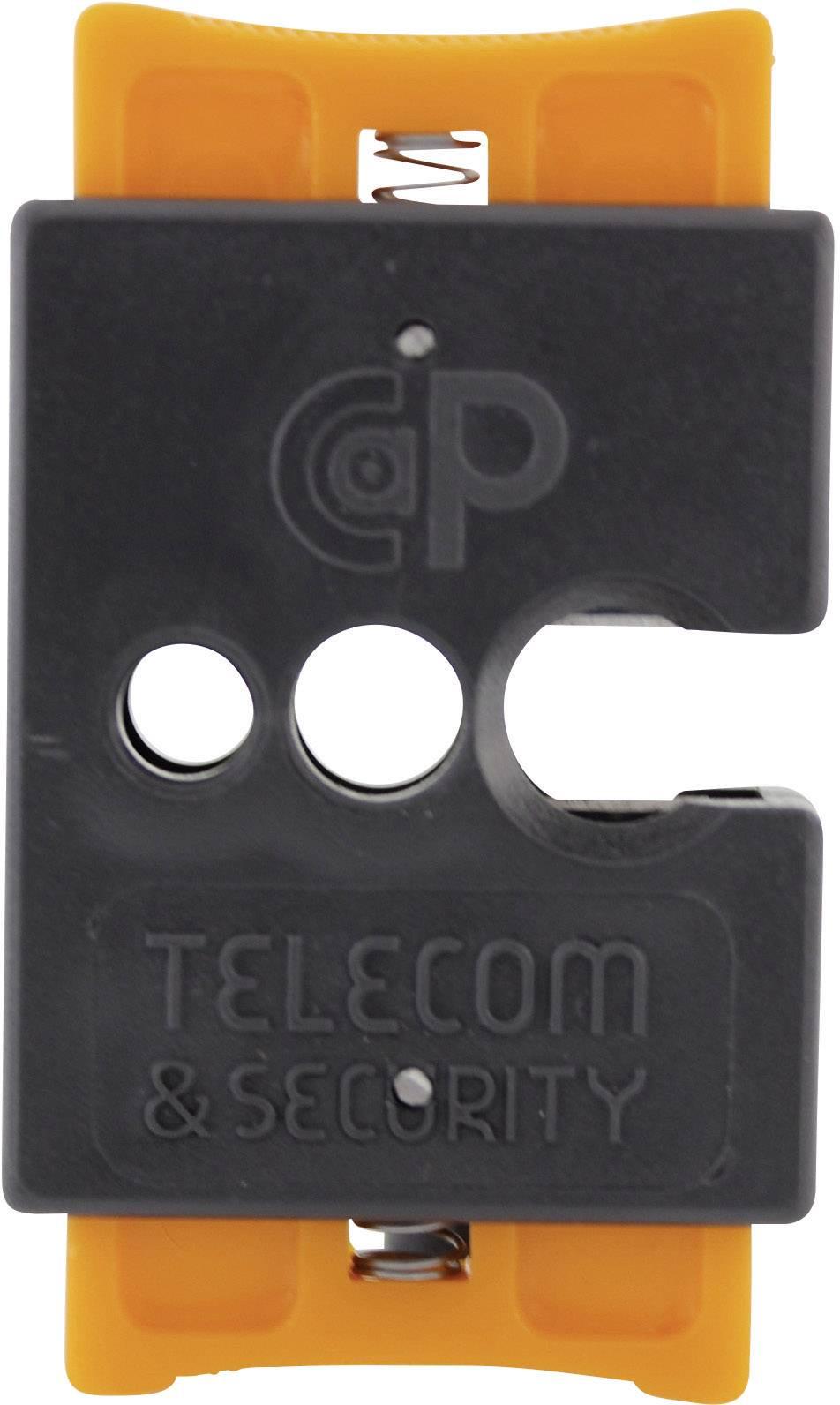 Odizolovací kleště pro koaxiální kabely Telecom Security SPC