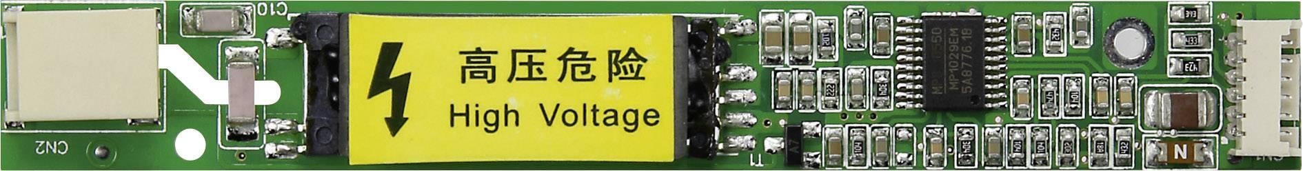 LCD invertor TPI-01-0110, vhodný pro CCFL podsvícení displeje, 12 V, (d x š x v) 90 x 12 x 6 mm