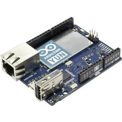 Doska Arduino AG Yun A000008, ATMega32, Ethernet, Wi-Fi, hostiteľský port USB, SD karta, zásuvková lišta