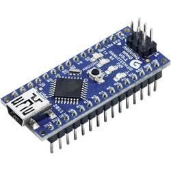 Doska Arduino AG Nano A000005, ATMega328, mini USB, ISP, I²C, SPI, sériový, ICSP