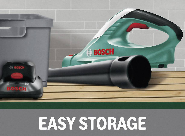 Fúkač lístia Bosch ALB 36 Li, bez akumulátora