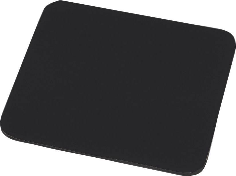 Podložka pod myš ednet Mauspad, 240 x 220 x 2 , čierna
