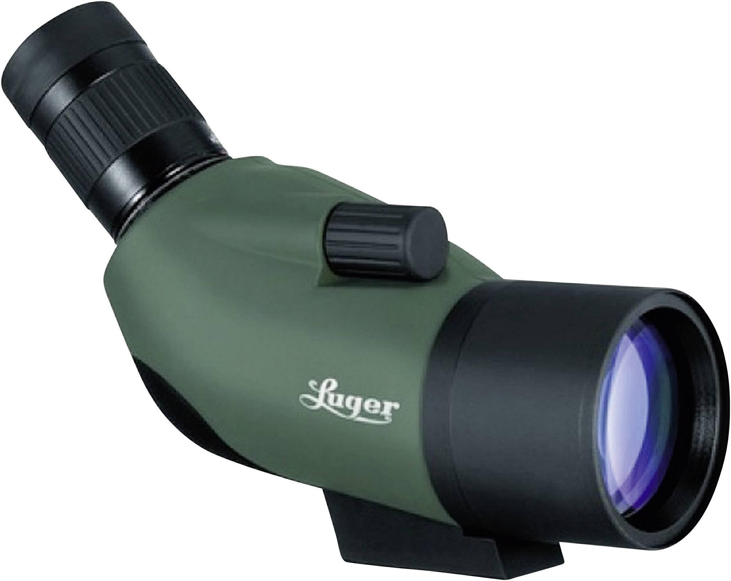 Spektiv Luger XM, 12 - 36 x 50 mm, černozelená
