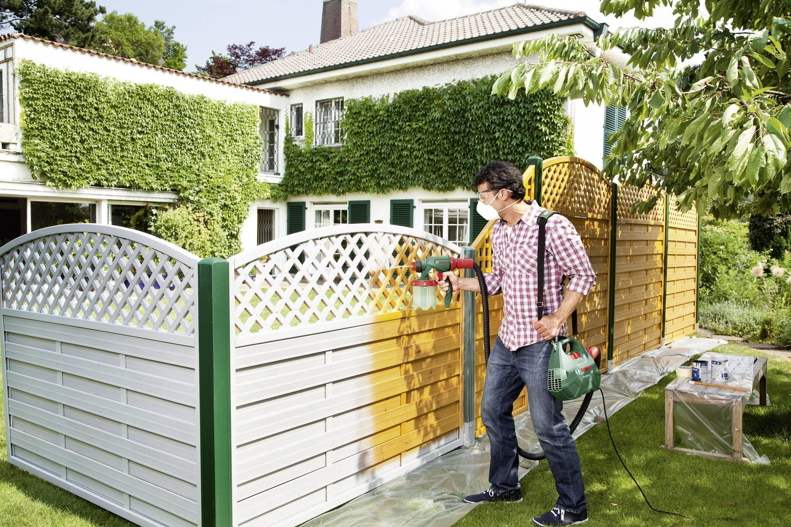 Systém pre nástrek farieb Bosch Home and Garden PFS 3000-2 0603207100