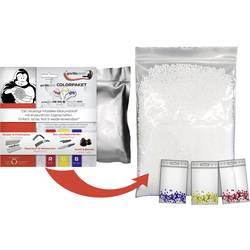 Gorilla Plastic 10123 barevné pigmenty pro modelovací perly, červená, zelená, modrá, 1 sada