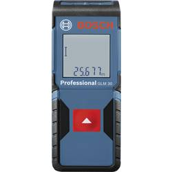 Laserový měřič vzdálenosti Bosch Professional GLM 30 0601072500, max. rozsah 30 m
