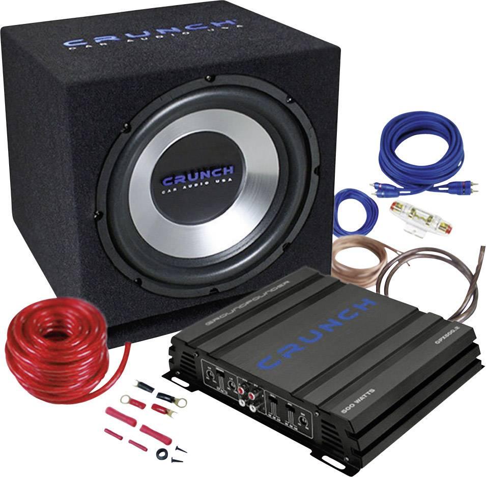 Hi-Fi súprava do auta Crunch CBP500, 400 W