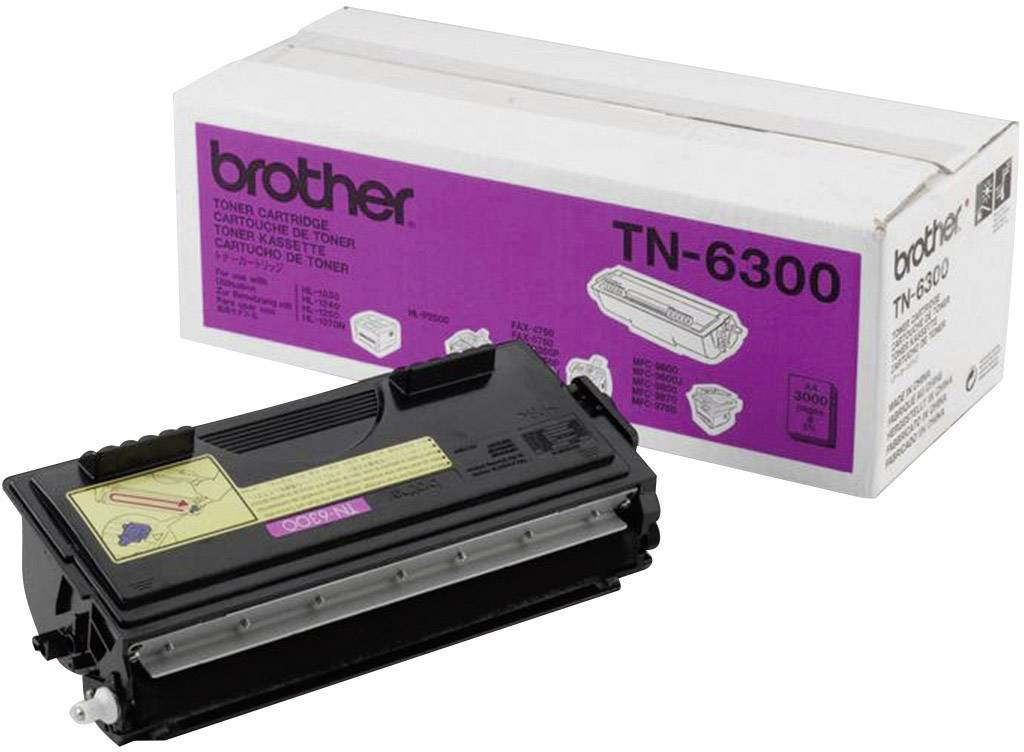 TONER BROTHER TN-6300 BAREVNÝ