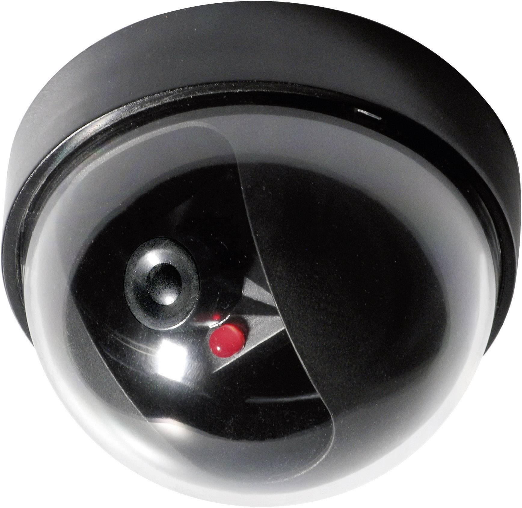Atrapa kamery s blikajúcou LED diódou 24227