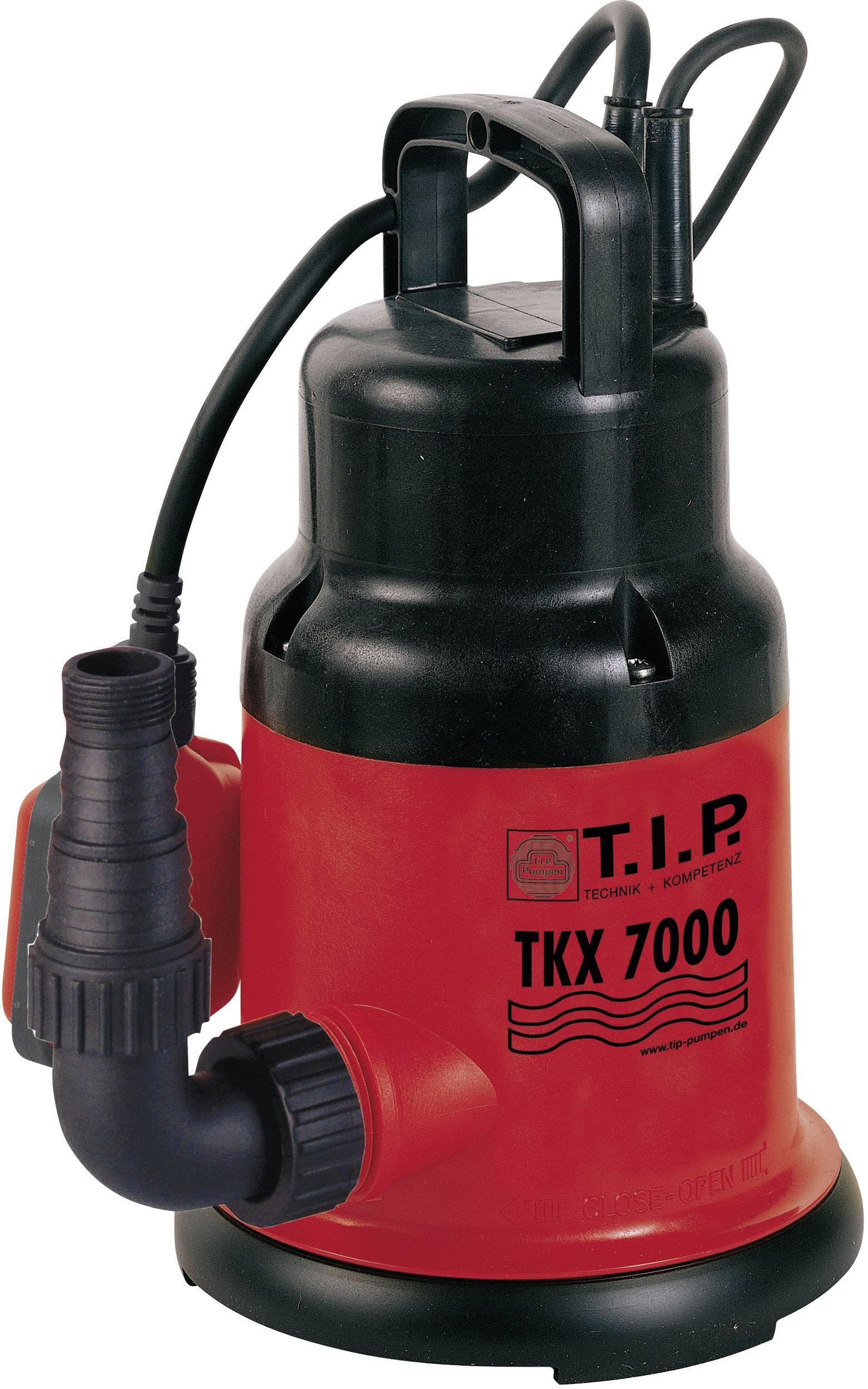 Ponorné čerpadlo na čistú vodu T.I.P. TKX 7000 30267, 300 W, 7000 l/h, 6 m