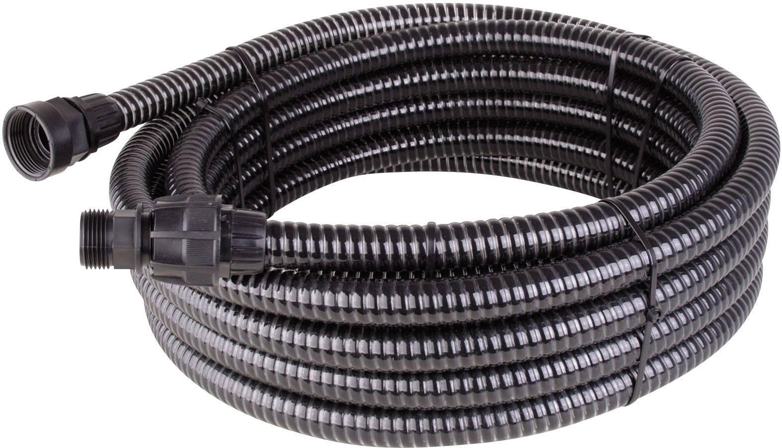 Odtoková hadice Tip Pumpen, 10 m, černá