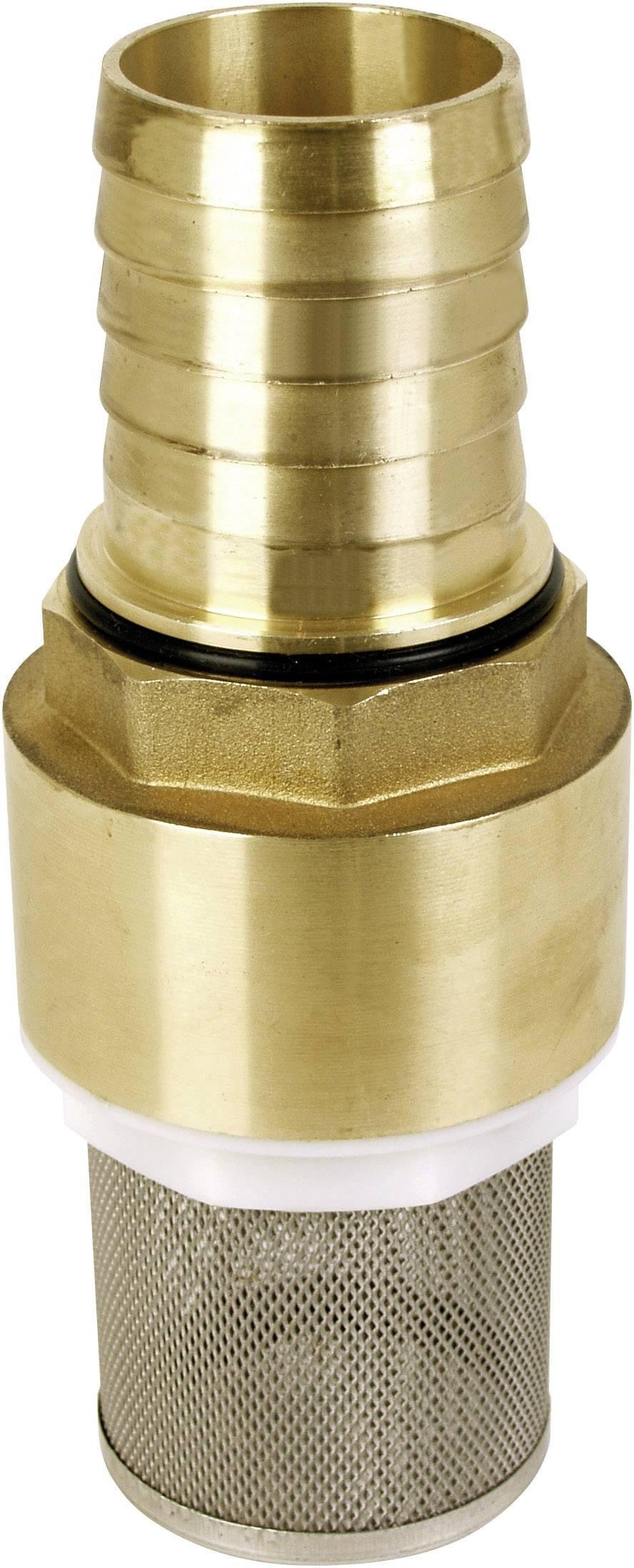 """Mosazný patní ventil TIP Pumpen 30955, 1 """" (26 mm)"""