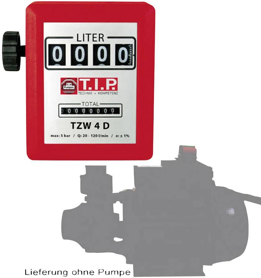 Čerpadlový prietokomer TIP Pumpen TZW 4 D, 30073