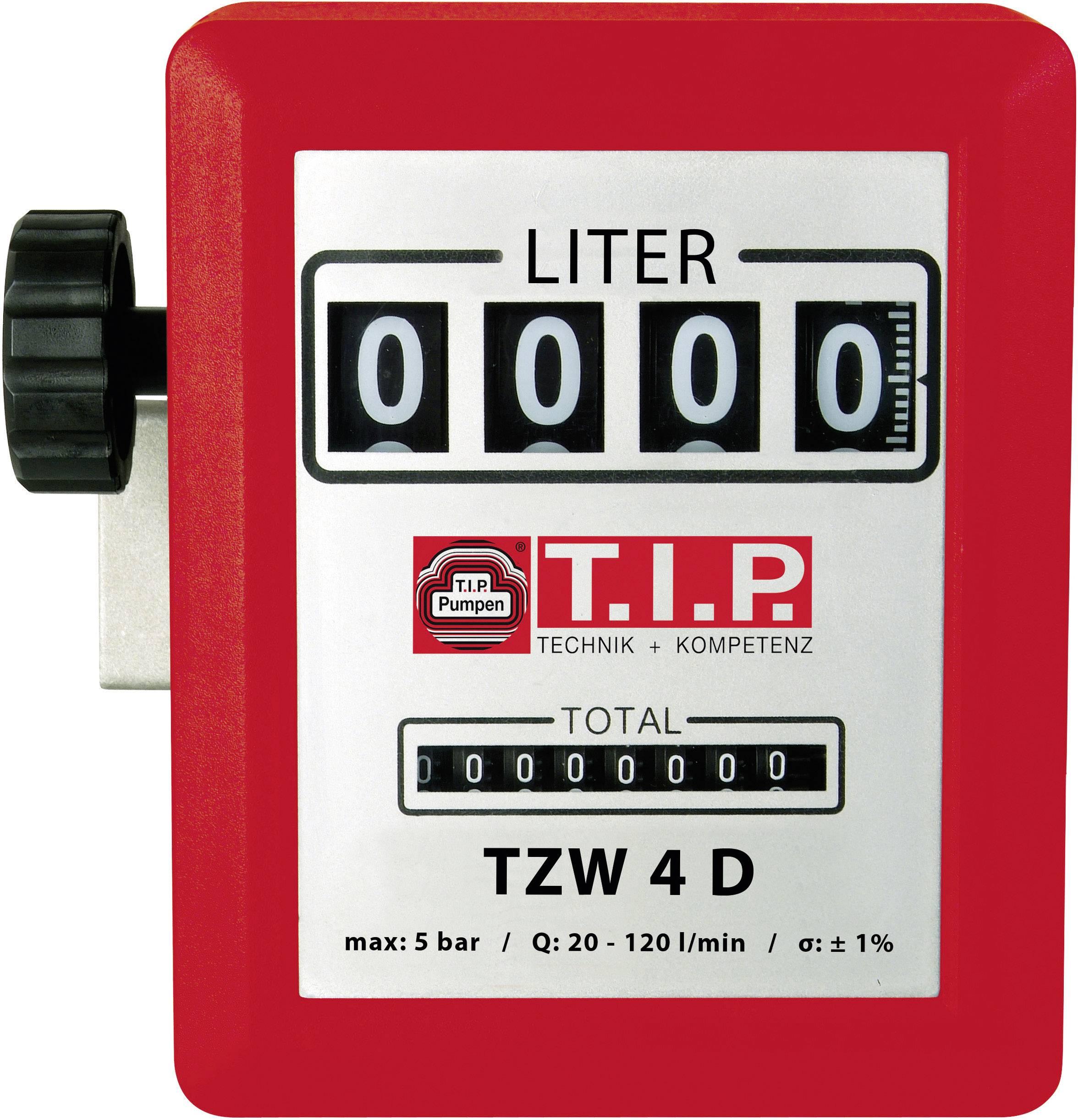 Čerpadlový průtokoměr TIP Pumpen TZW 4 D, 30073