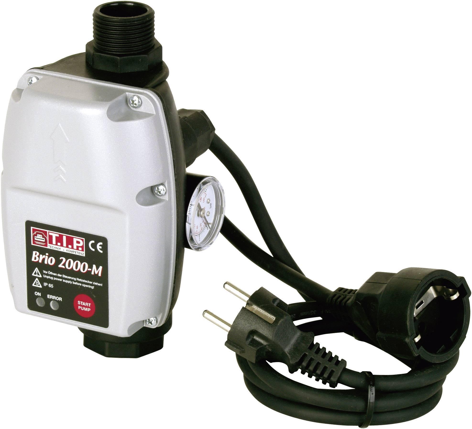 Elektronický ovládací systém pro čerpadla TIP Pumpen 30241