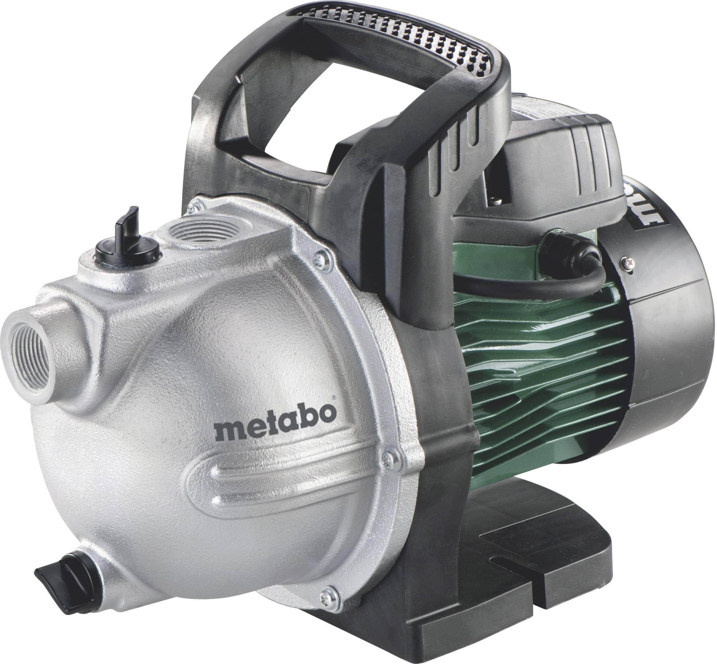 Záhradné čerpadlo Metabo P 4000 G 600964000, 4000 l/h, 46 m, 1100 W